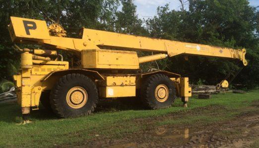 Pettibone 80 Ton Crane Caribbean Equipment Online