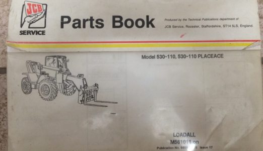 JCB PARTS BOOK | Caribbean Equipment online classifieds for heavy