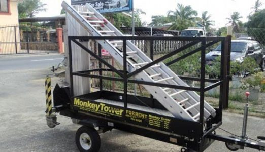 Monkey Tower Scaffolding Caribbean Equipment Online