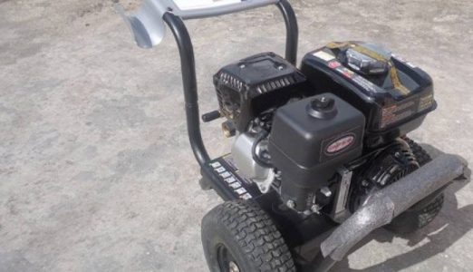 Simpson 3200 Psi Pressure Washer Caribbean Equipment