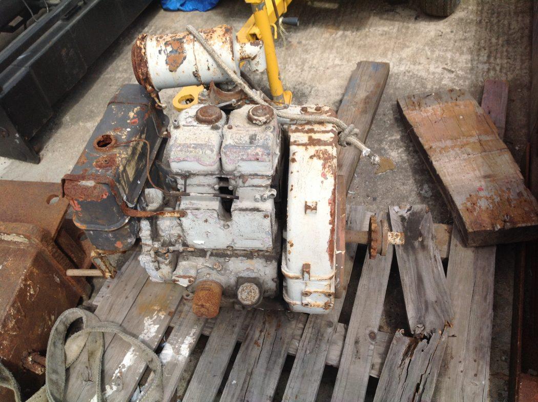 lister st2 diesel engine