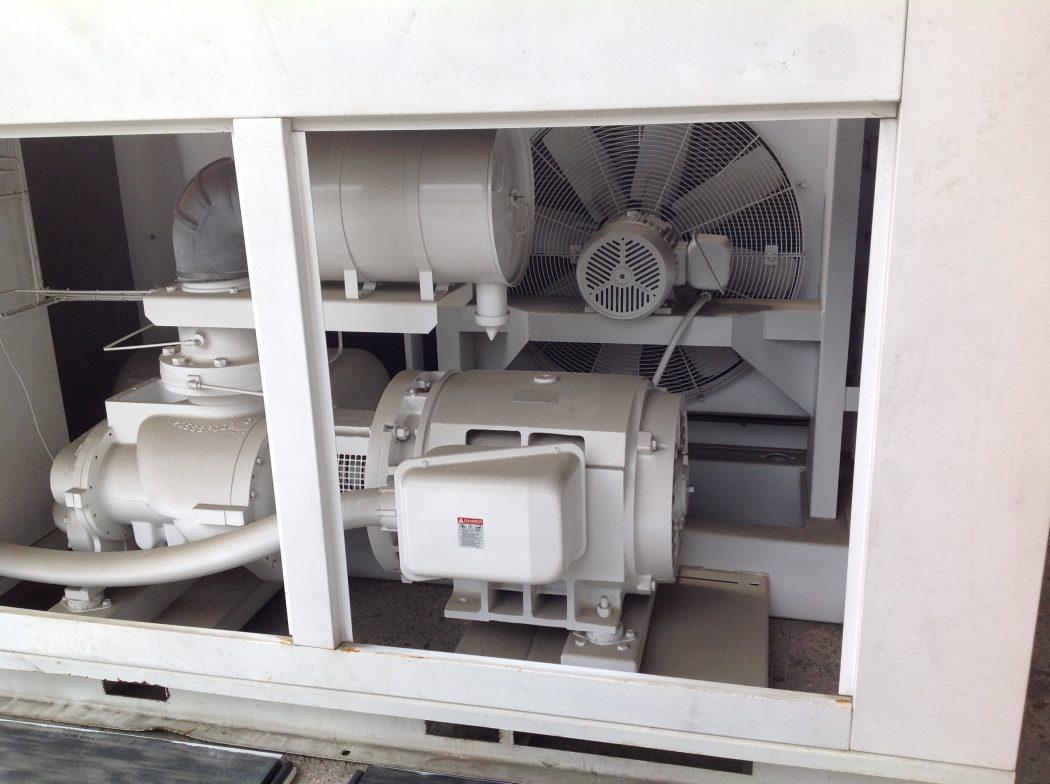 Electric Gardner Denver Air Compressor Caribbean