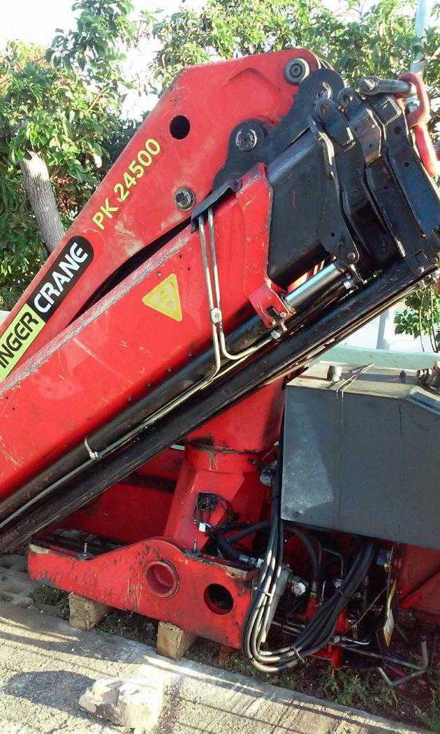Palfinger 24500 Caribbean Equipment Online Classifieds