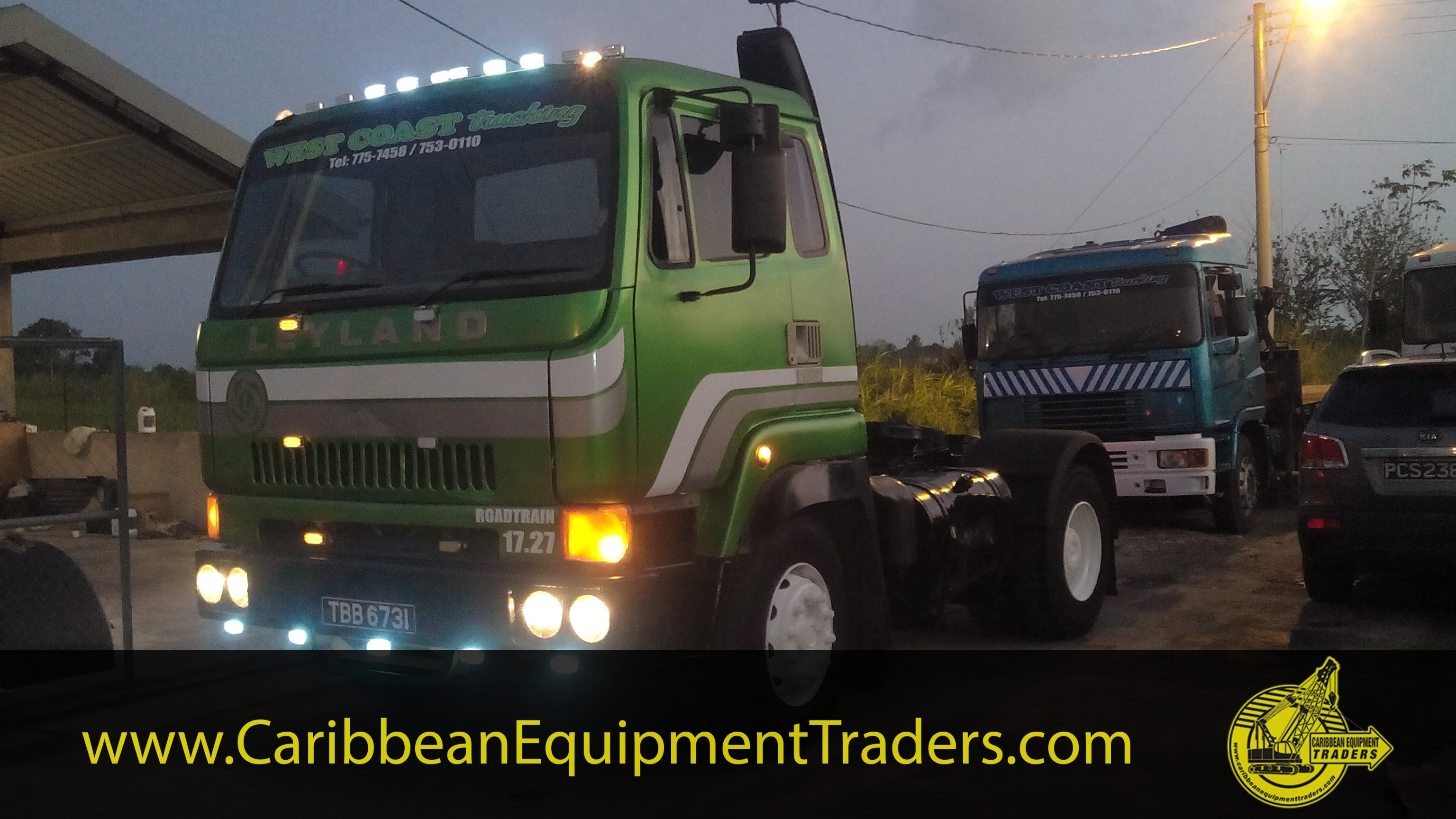 Leyland Truck Caribbean Equipment Online Classifieds For