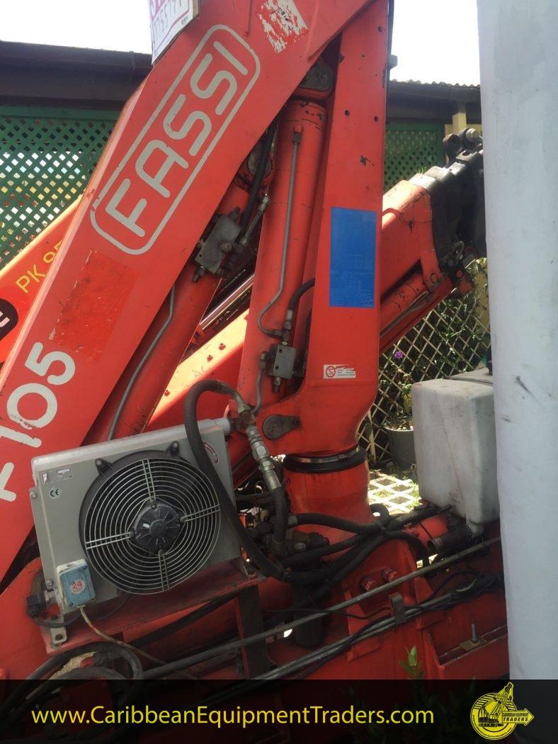 Farsi 5 Ton Crane Caribbean Equipment Online Classifieds