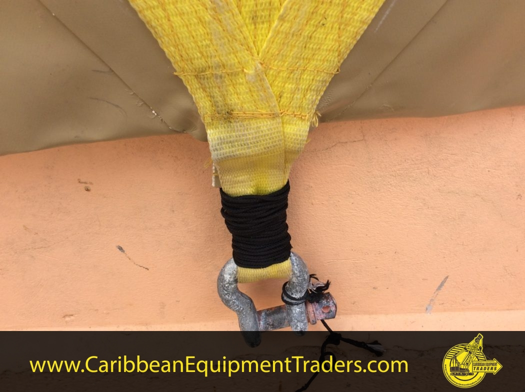 YACHT RECOVERY SYSTEM / OFFSHORE SALVAGE / ENCLOSED LIFT BAG