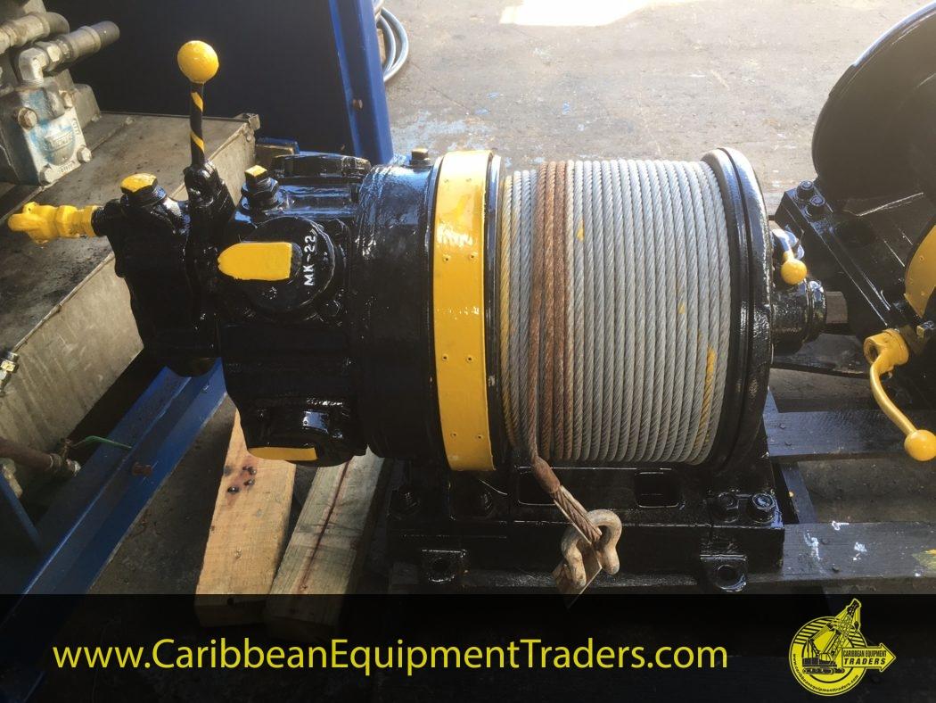 Gardner-Denver Air Tugger | Caribbean Equipment online classifieds for heavy & industrial ...