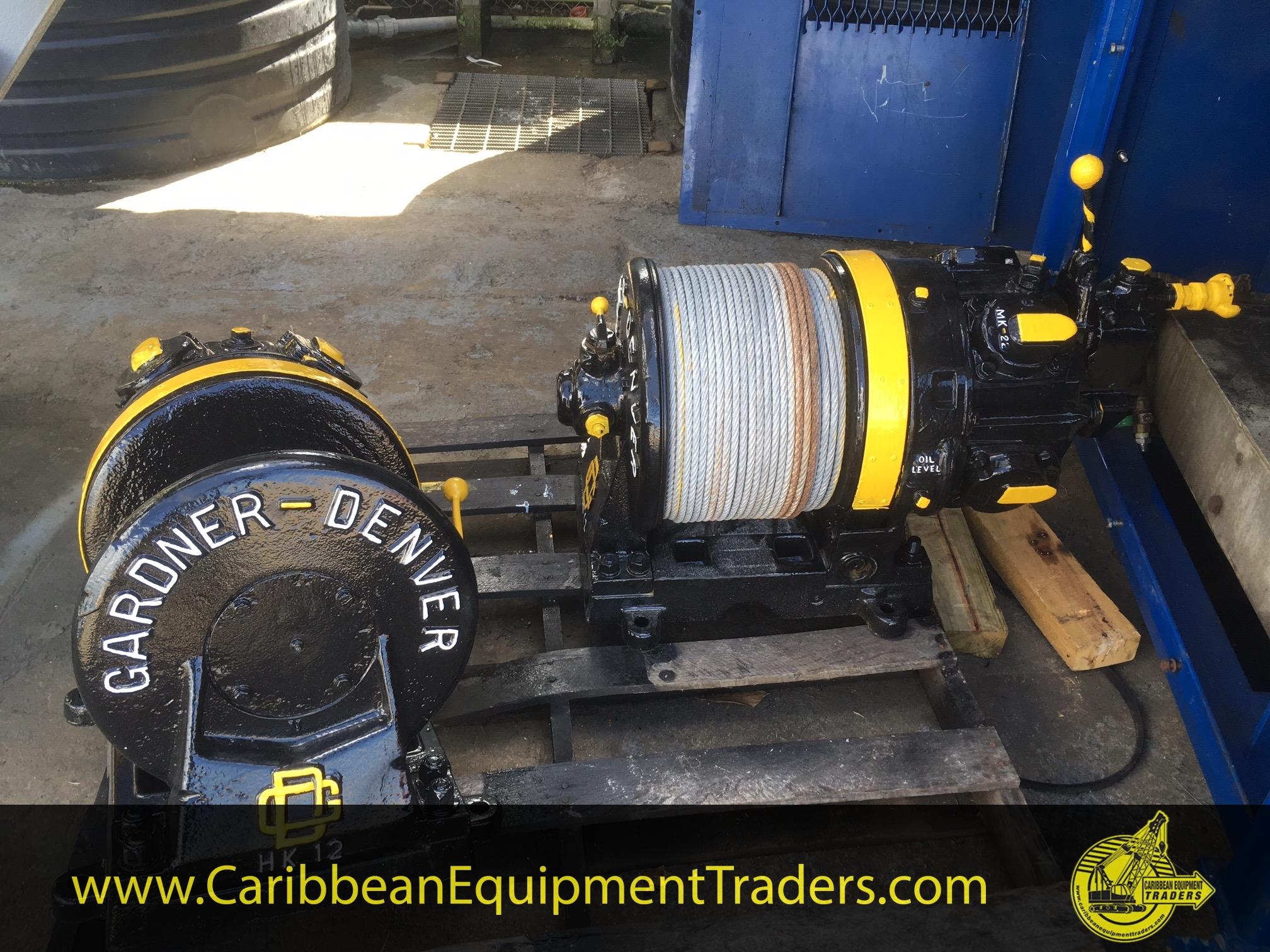 Gardner Denver Air Tugger Caribbean Equipment Online
