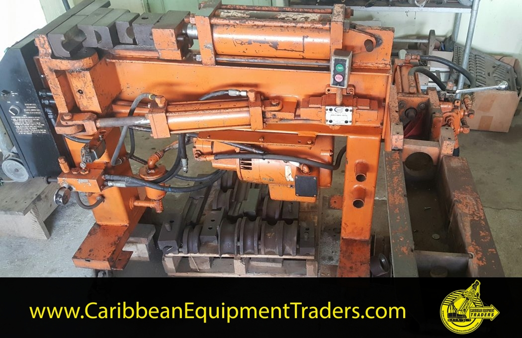 continental hydraulic pipe bender