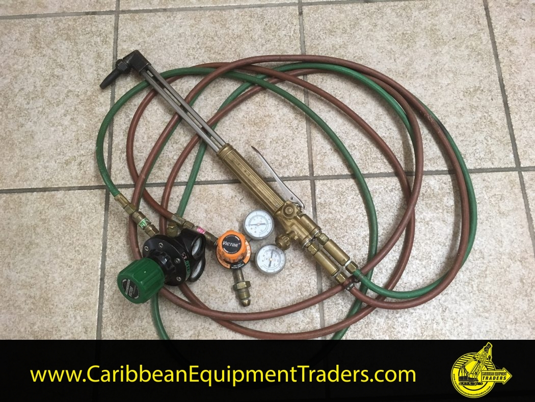 Oxygen Tank For Sale >> Cutting Torch Set | Caribbean Equipment online classifieds ...