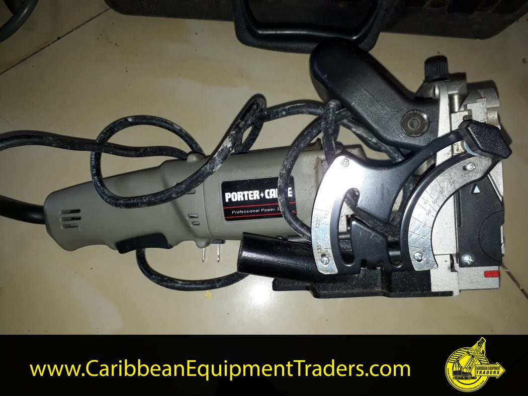 Porter Cable plate joiner | Caribbean Equipment online classifieds ...