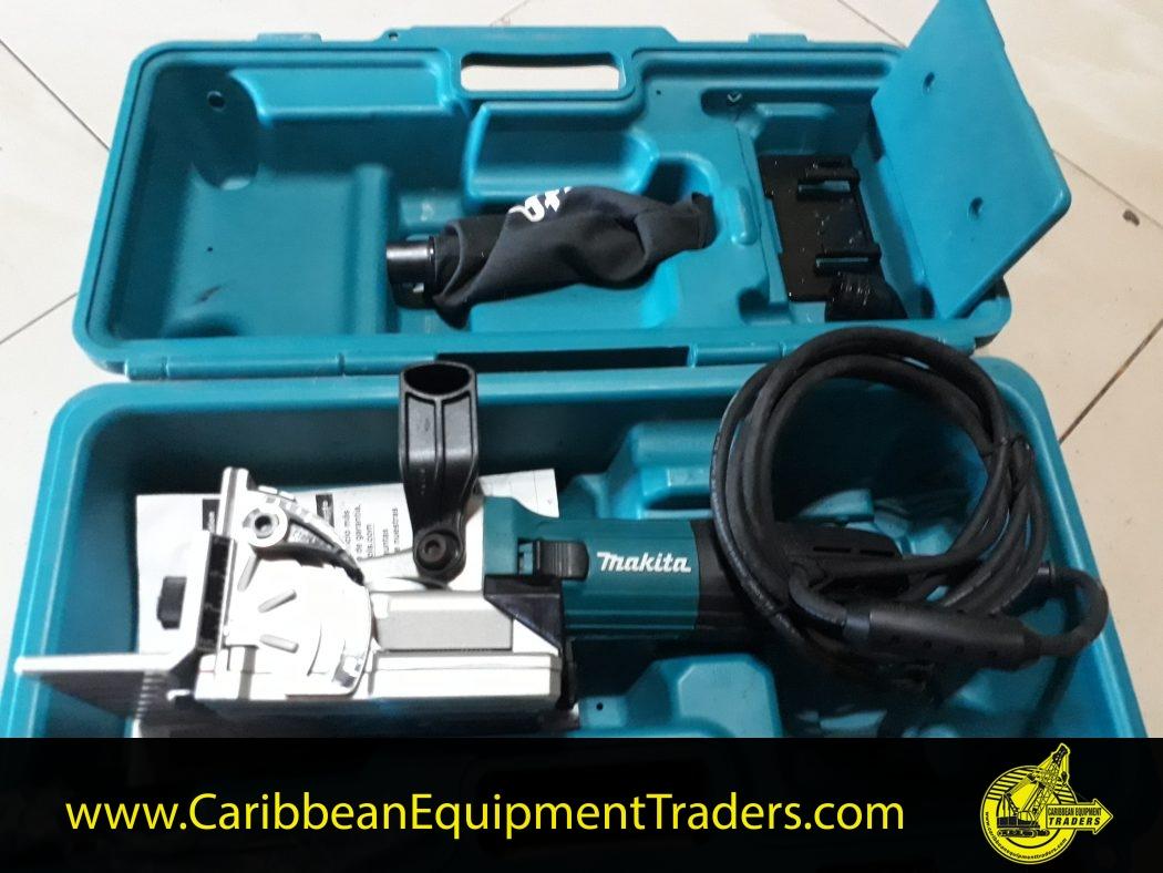 Makita Pj7000 Plate Joiner Caribbean Equipment Online Classifieds
