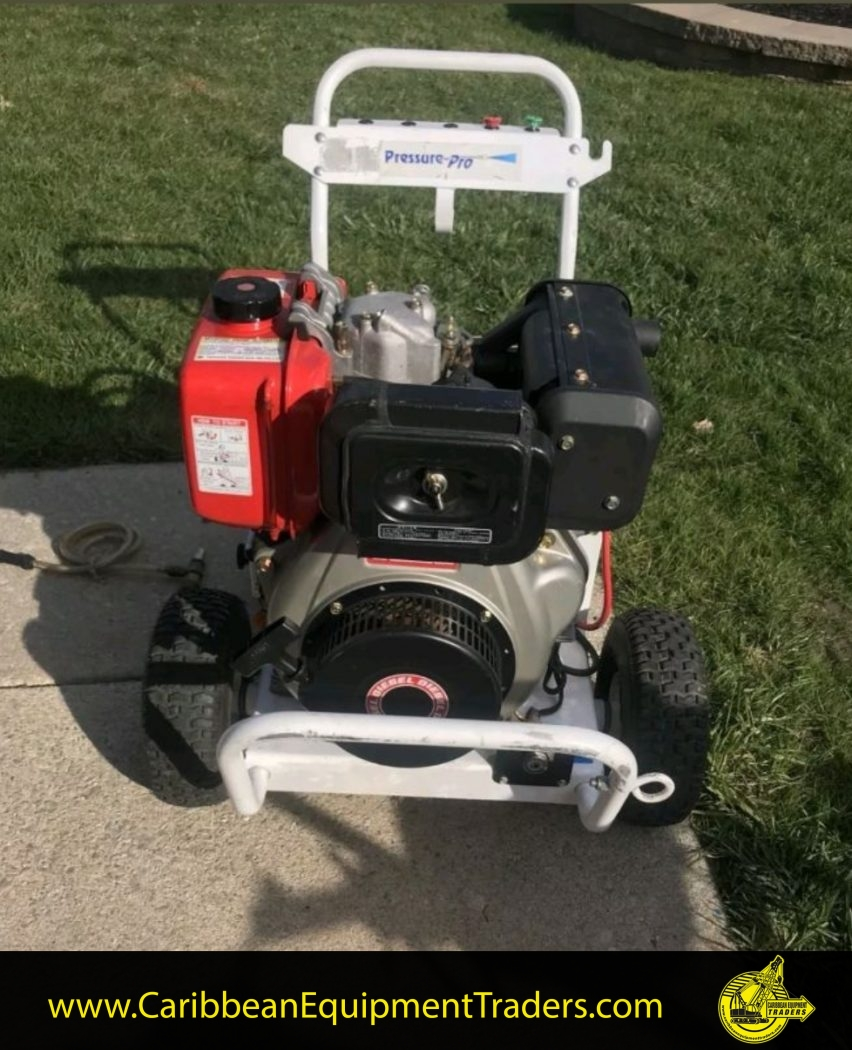 Yanmar Diesel 4000 PSI Pressure Washer **LIKE NEW