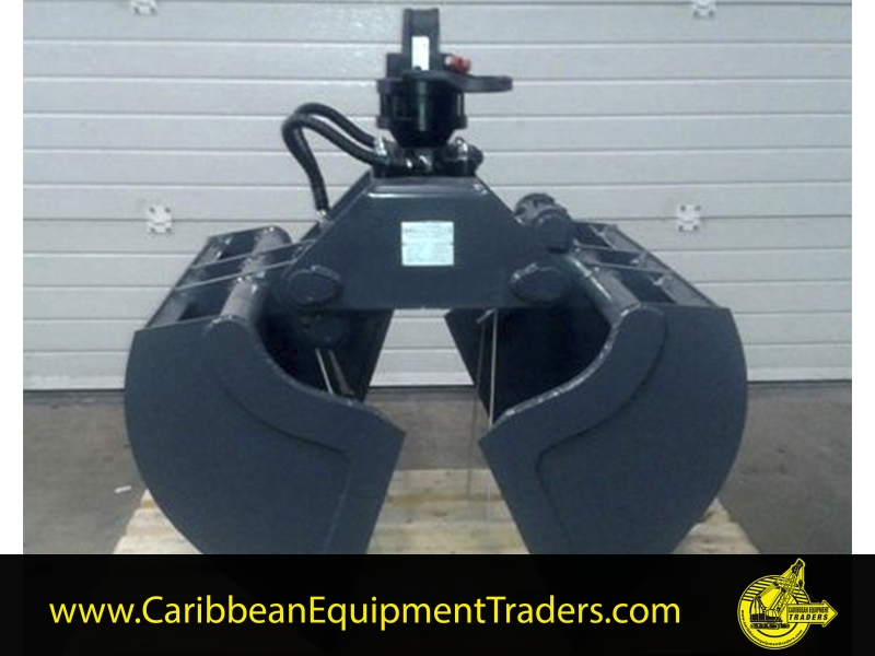 CLAMSHELL BUCKET   Caribbean Equipment online classifieds