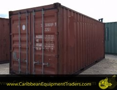 Shipping Container | Caribbean Equipment online classifieds