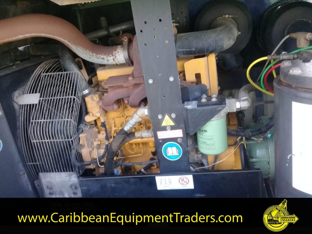 For Quick Sale Sullair Compressor Caribbean Equipment