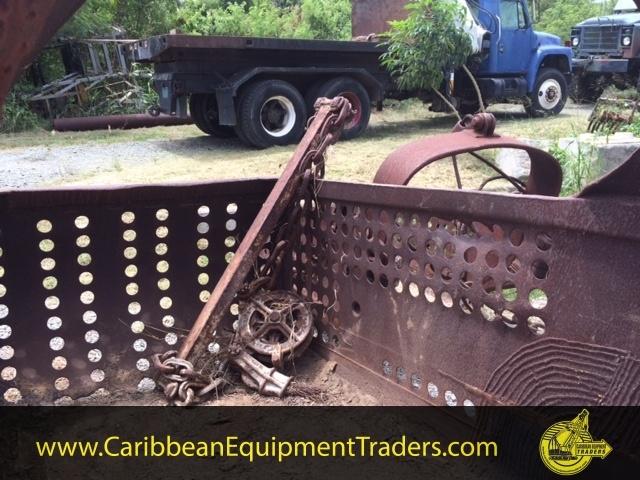 Dragline Bucket – 4 cubic yard | Caribbean Equipment ...