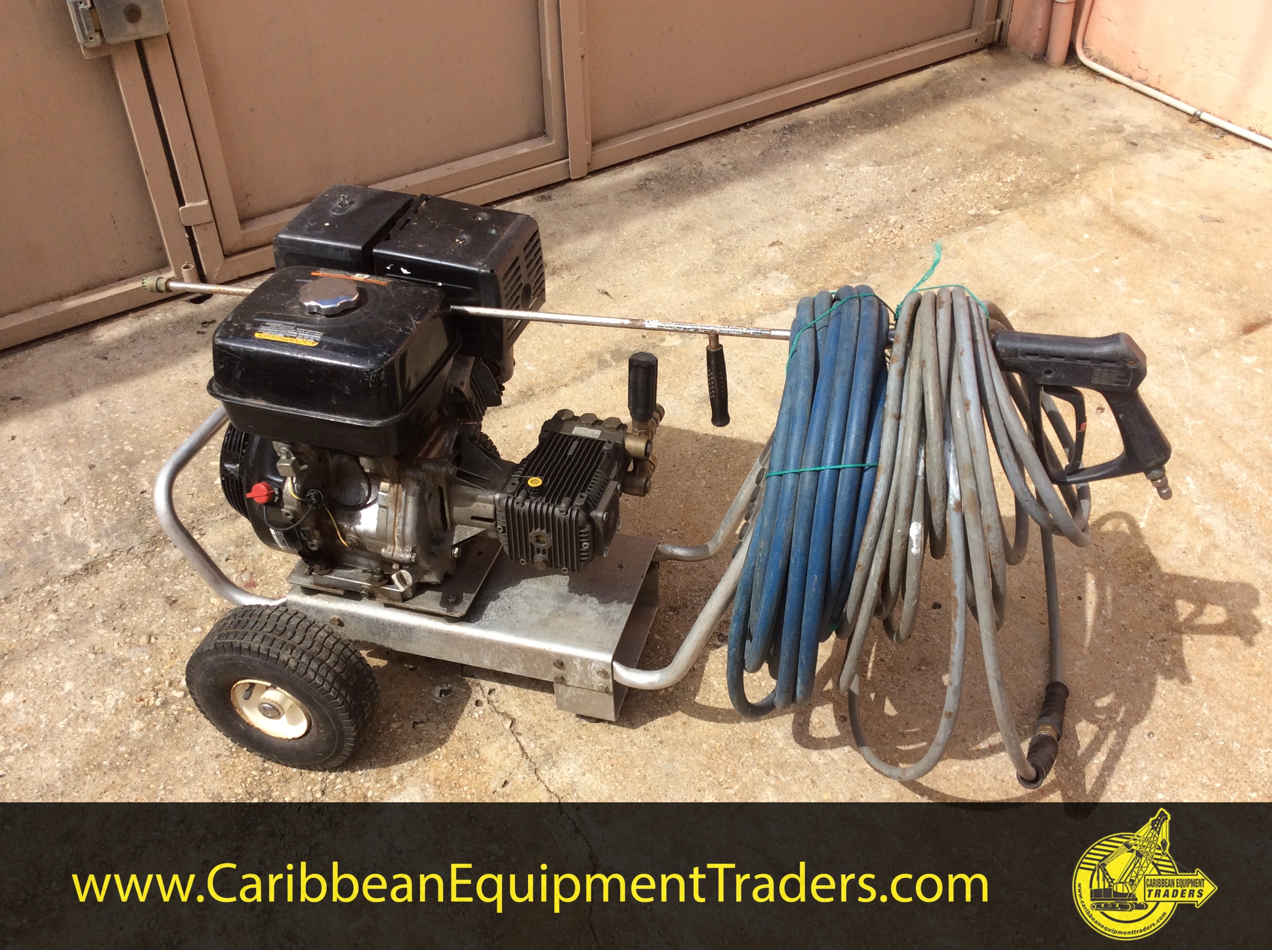 3 500 Psi Commercial Pressure Washer Mi T M Caribbean