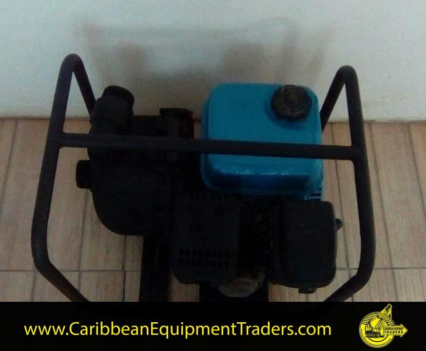 2 Pacific Hydrostar Water Pump Caribbean Equipment