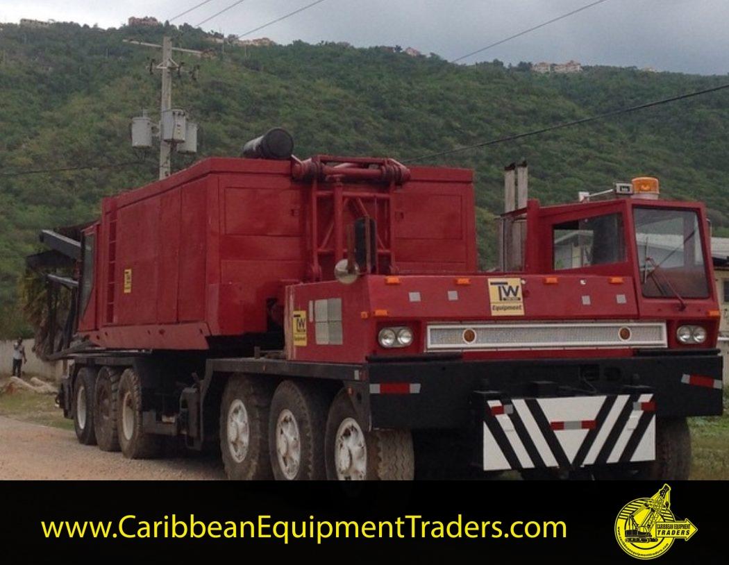 Link Belt Hc 258 200 Ton Caribbean Equipment Online